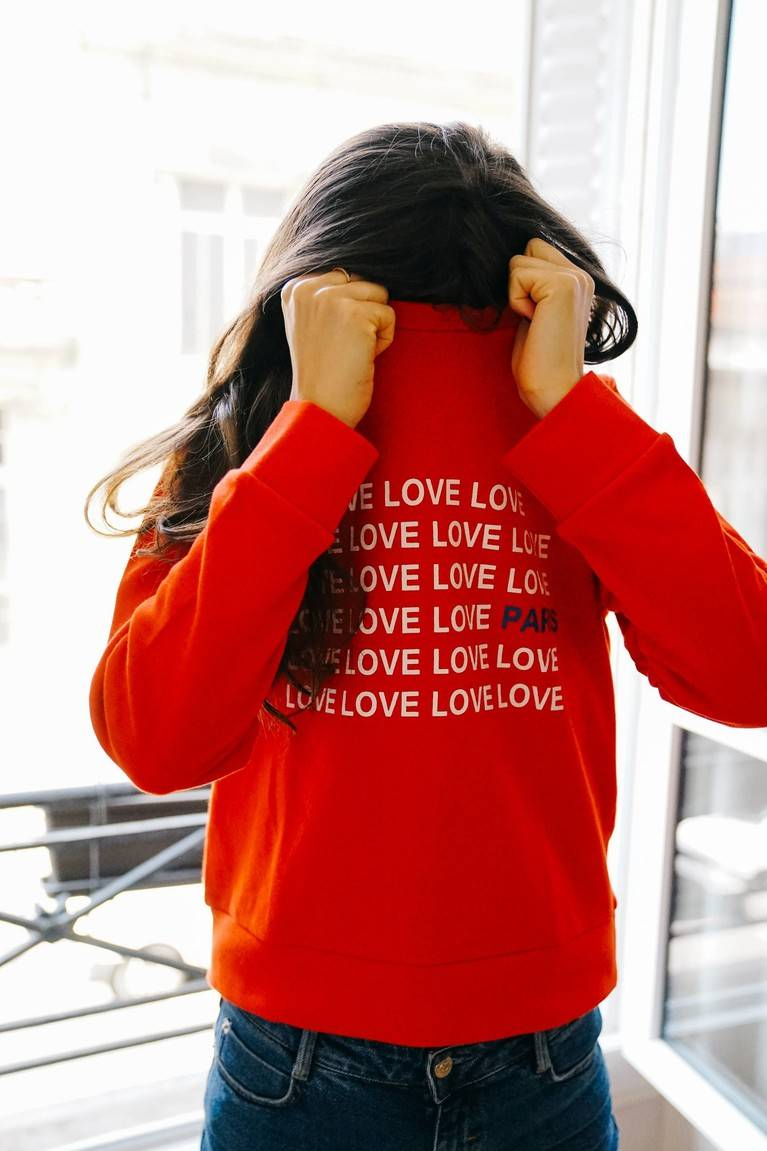 Le sweat qui vous love